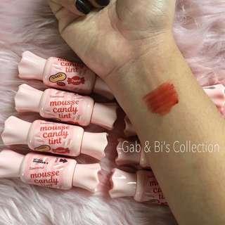 Sale! The saem candy mousse tint (peanut)