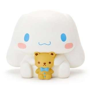 Authentic Sanrio Cinnamoroll with Bear Giant Squishy