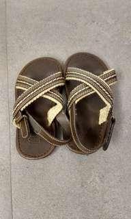 🚚 GAP 兒童拖鞋 全新沒穿過 US9 CHN150