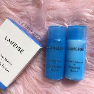 Sale! Laneige basic care moisture trial kit