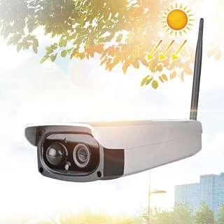 VESAFE VS-Y3 Outdoor HD 1080P Solar Power Security IP Camera, Support Motion Detection & PIR Wake up, IP66 Waterproof