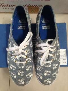 Keds - minnie mouse blue