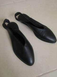 COS flat slingback sandals