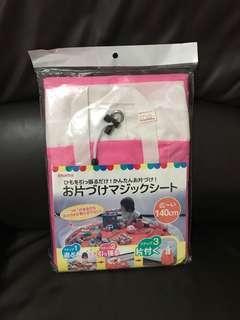 全新 日本 玩具 收納袋
