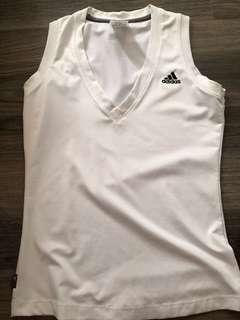 Authentic Adidas sleeveless sports wear