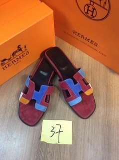 Sale!! Brandnew Hermes Slippers