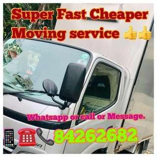 Movers & Delivery and Dispose Service.