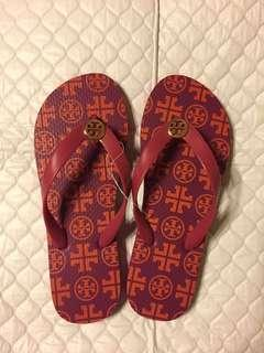 Tort Burch flip flops
