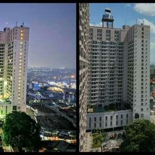 Sewa apartemen transit/harian di Depok
