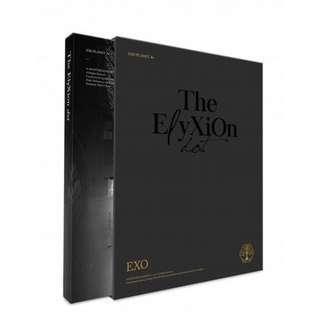[AUS G.O.] EXO - The EℓyXiOn[dot] Live Album + Photobook