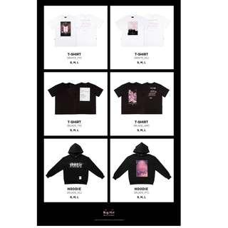 🔆BTS WORLD TOUR LY IN SEOUL MOVIE MD (PRE-ORDER ~ HOODIE) OFFICIAL🔆