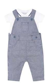 Mothercare Bodysuit Set
