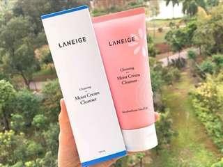 🇰🇷蘭芝洗面乳最新版 ❤蘭色深層清潔洗面乳