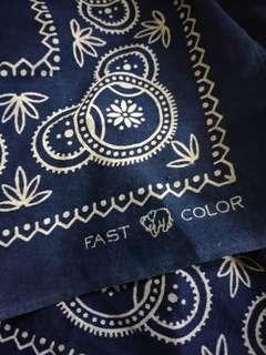 Bandana, kain key  trunkdown fast colour