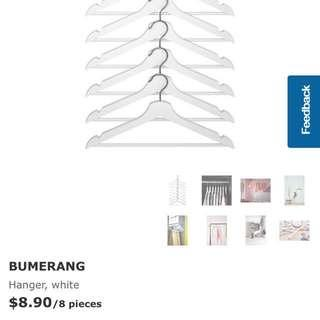 IKEA Clothes Hanger Bumerang