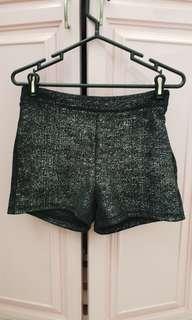 Sparkling shorts, celana pendek