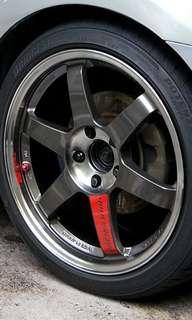 Special Limited Edition Volk Racing TE37SL