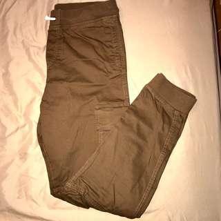 Tan Cargo Pants