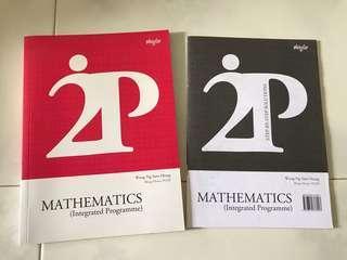 Secondary 2 maths ( IP shinglee )