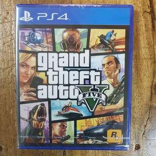 KASET PS4 GTA V REGION 3