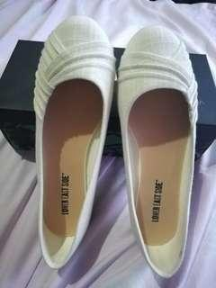 BRAND NEW Cute White Doll shoes