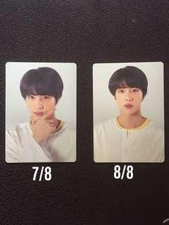 BTS LOVE YOURSELF TOUR PC JIN