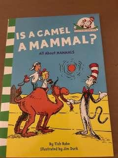 Dr suess - is a camel a mammal