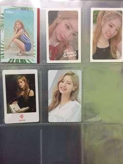 Twice Dahyun Photocards