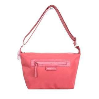Longchamp Premium 1609 Neo Crossbody - Pink
