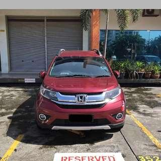 [ M O O V B Y ] Kereta Sewa Honda BRV