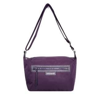 Longchamp Premium 1609 Neo Crossbody - Purple