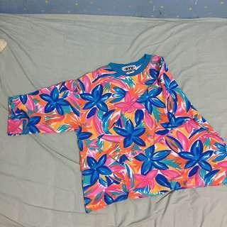 Floral Longsleeve Shirt