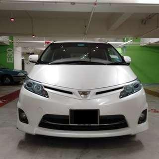 [ M O O V B Y ]  Kereta Sewa Toyota Estima