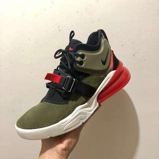 1865a818c95 Nike Air Force 270 (Medium Olive)