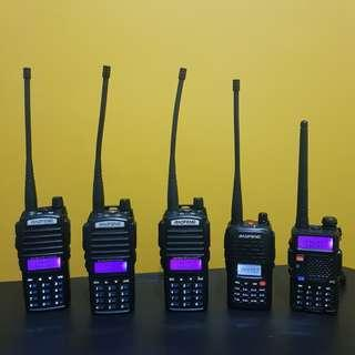 For Rent Two way radio