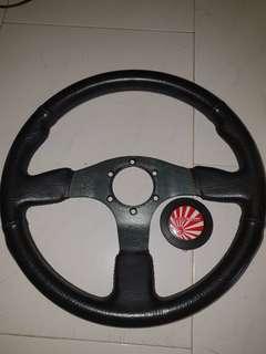Final Konnexion steering wheel
