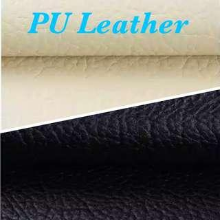 PU artificial synthetic leather