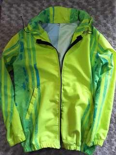 For hike or running jacket