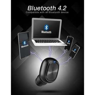 ZNT in ear bluetooth earphone