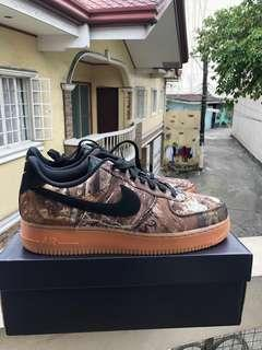"""Airforce 1 '07 LV8 """"Realtree"""""""