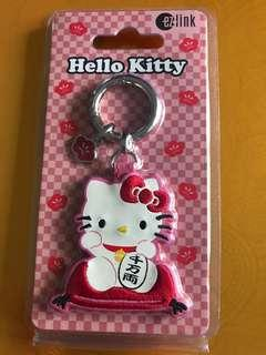 Hello Kitty Ezlink charm (招财猫)Limited Edition