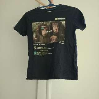 Zara kids tshirt original utk 6 th sampai tinggi 116