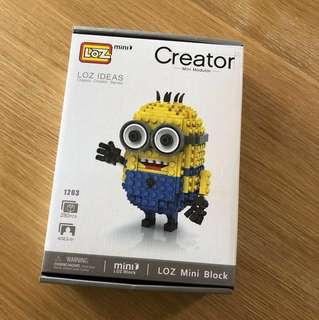 LOZ Mini Block Creator Series