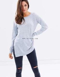 Caitlyn knit top