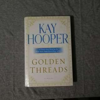 [Pre-loved book] Golden Threads by Kay Hooper