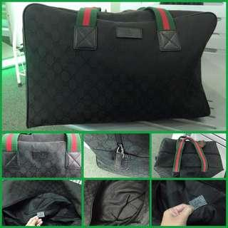 Gucci Travelling Bag