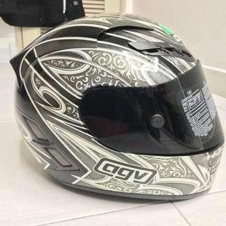 AGV STEALTH Helmet with Race Visor