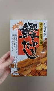 🚚 鰹魚高湯包