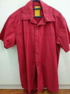 Nic by Nicole Red Shirt