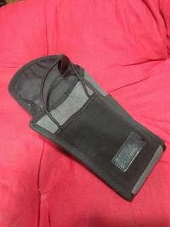 Pouches for equipment data terminals etc
